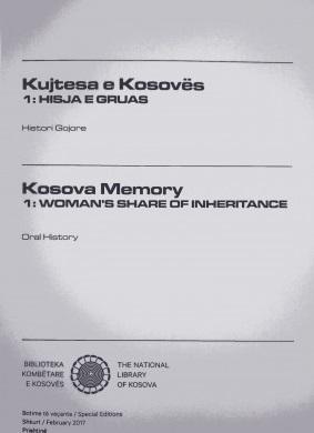 Book - Women's Share of Inheritance